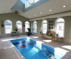 Home Addition to Add Indoor Pool Area