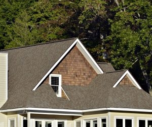 New Shingle Roof On Large Single Family Home-min