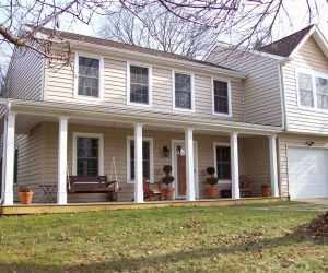 Roof Replacment On Main Home And Porch Roof